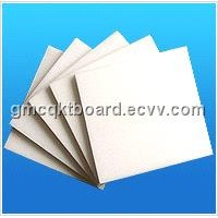 Polystyrene Foam notice board 5mm in white and color