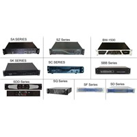 Professional power amplifier series