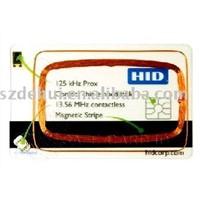 RFID card 2