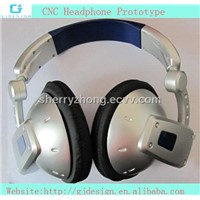 Rapid Prototype For Headset with Computer/ mp3/mobile