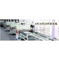 Sanding Line for MDF/ PlyWood