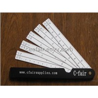 Scale Ruler, Fan Scale Ruler, Architect Ruler, Architech Designer Fan Scale Drafting Drawing Ruler