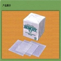 Single Piece Cleanroom Accessories Wiping Papers for Laboratory