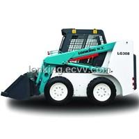 Skid steer loader LG308