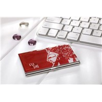 Stainless steel name card/cards case (JWC006-32)