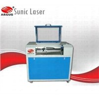 Sunic manufactured step motor laser cutting and engraving machine