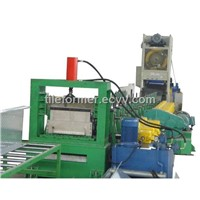 Tray Cable Roll Forming Machine,Cable Tray Forming Machine