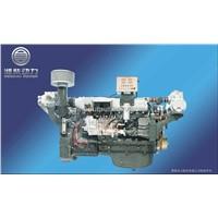 Weichai marine engine model WD615