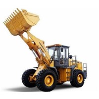 Wheel loader CDM835E