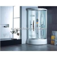 White luxury high quality acrylic steam bathroom(G8008)