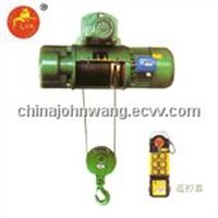 Wire Rope Electric Hoist-3T