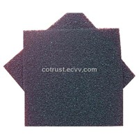 activated carbon filter sponge
