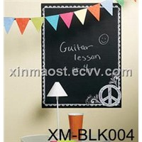 black board sticker
