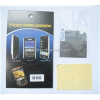blackberry 9900 privacy screen film