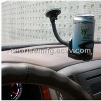 car cup holder with air vent mount