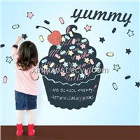 chalkboard sticker / dry eraser sticker / blackboard stickers