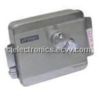 electric lock-CJ-ECL07 Stainless Steel Double Electric Control Lock