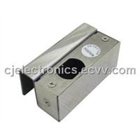 electronic Door Lock-CJ-SSH01 Stainless steel bracket for frameless glass door