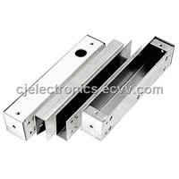 electronic Door Lock- CJ-SSH02/CJ-SSH03 Stainless steel bracket for frameless glass door