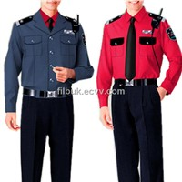 fashion public security uniforms