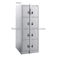 Filing Cabinet with Lock Bar