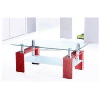 high quality modern design cheap glass top side table