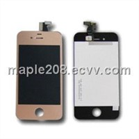 iphone 4G light pink LCD assembly and back cover