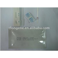 one step Amphetamine(AMP) drug screen test kits(with CE & ISO 13485approved)
