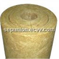rockwool pipe