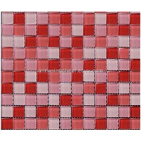 supplier of glass mosaic tiles