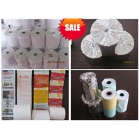 thermal paper(ATM paper roll)