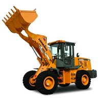 wheel loader CDM833