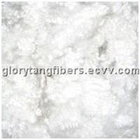white color polyester staple fiber