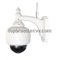 WiFi PTZ Network IP Dome Camera CCTV Dome Camera Video System (TB-Z031BW)