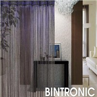Bintronic Motorized String Curtains with LED (BT-MSC)