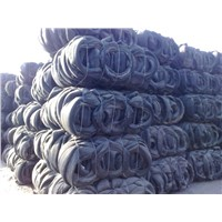 scrap tyre in bales