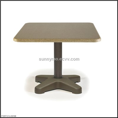 Acrylic Solid Surface Coffee Table Dinning Table Bar Table Ct9001 China Acrylic Solid