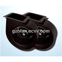 140mm AC mini external rotor motor centrifugal exhaust fan/blower