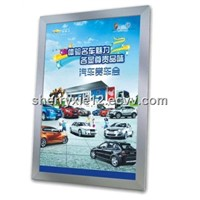 Aluminum snap frame led light box