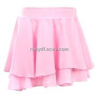 Child Two Layer Full Skirt