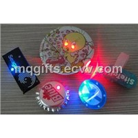 Flashing LED Badge