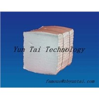 1260c ceramic fiber block for refractory