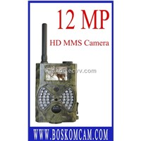 12MP High Definition GPRS/MMS hunting camera/Time Lapse Camera