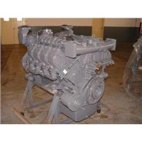 132mm / 145mm Bore / Stroke BF8M1015CP-G5 Deutz Generator Engine for Genset