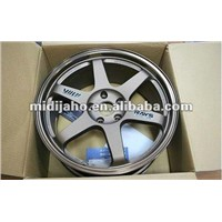18x8/9 RAYS VOLK RACING TE37 Wheel Rims