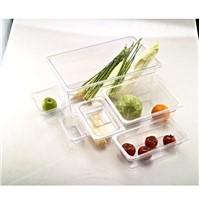 1/4 food storage container