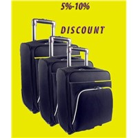 2012 Hot Sale & multifunctional 1680D Aluminum Trolley Case