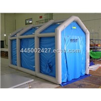 2012 Hot sale Inflatable camping tent/emergency tent/air marquee (Tent-455)