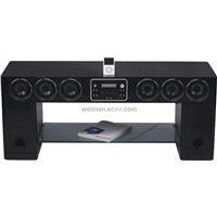 [2012] 5.1 CH docking TV Stand TV-8804