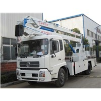 20m Dongfeng Aerial Bucket Truck for High Altitude Working